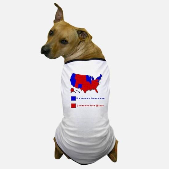 Conservative Nazis Dog T-Shirt