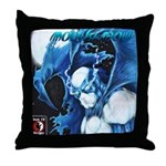 MoonShadow-Throw Pillow