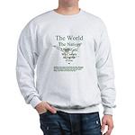 To Conquer-D Sweat Shirt Sweatshirt