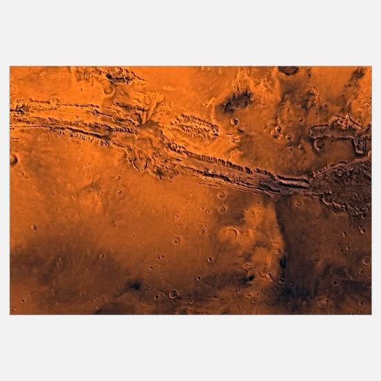 Coprates region of Mars