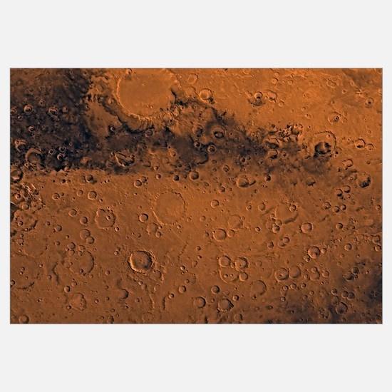 Sinus Sabeus region of Mars