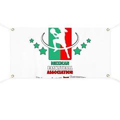 Mexican Basketball Associatio Banner