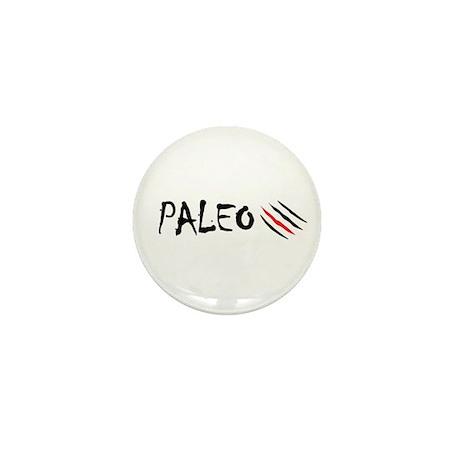 Paleo Cross Mini Button