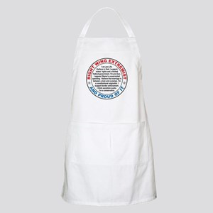 Right Wing Extremist BBQ Apron