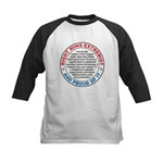 Right Wing Extremist Kids Baseball Jersey