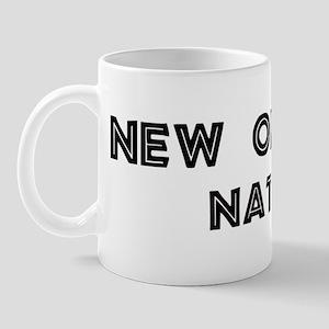 New Orleans Native Mug
