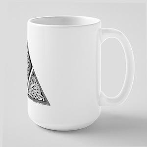 Celtic Pyramid Large Mug