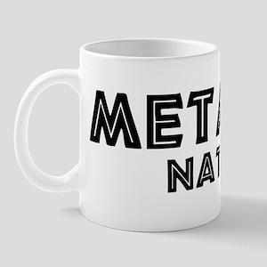 Metairie Native Mug