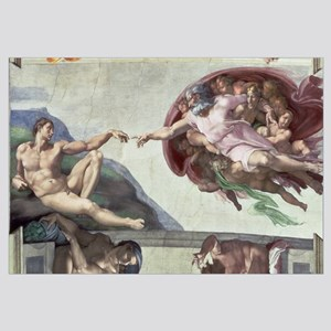 Sistine Chapel Ceiling (1508 12): The Creation of