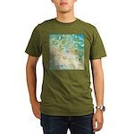 Sand and Surf Organic Men's T-Shirt (dark)