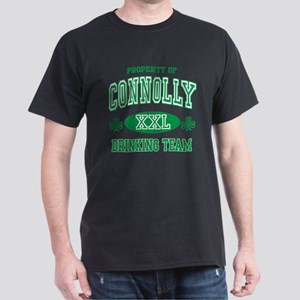 Connolly Irish Drinking Team Dark T-Shirt