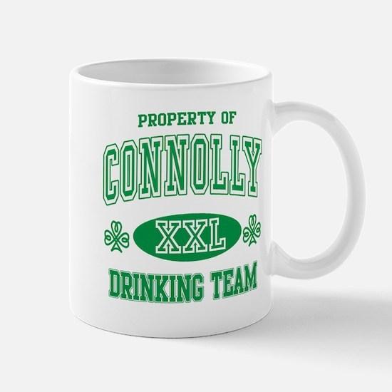 Connolly Irish Drinking Team Mug