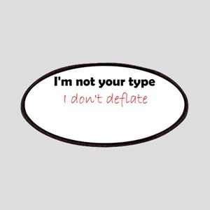 Not Your Type Patches