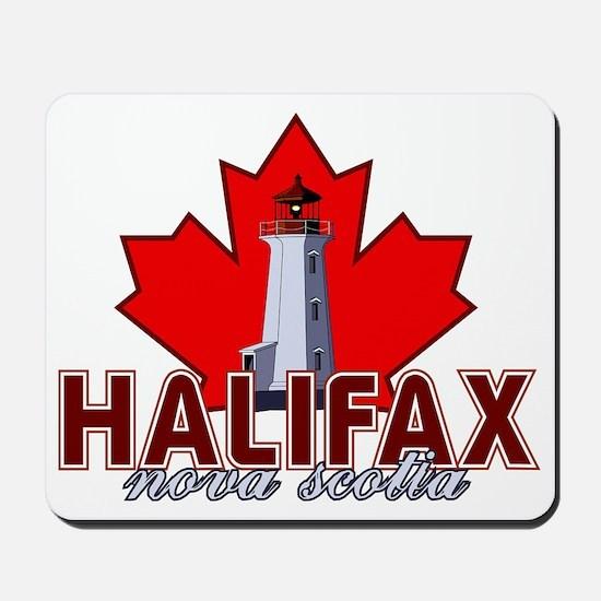 Halifax Lighthouse Mousepad