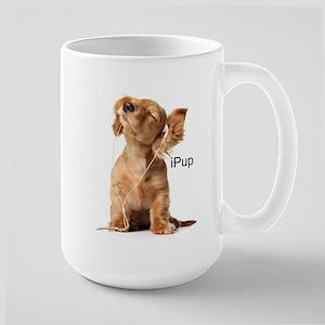 iPup Large Mug