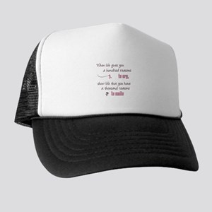 Thousand Reasons to Smile Trucker Hat