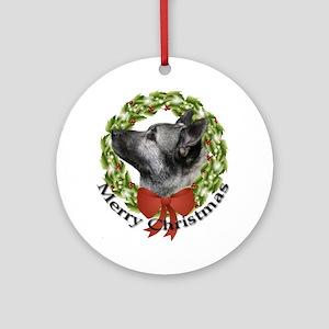 Elkhound Ornament