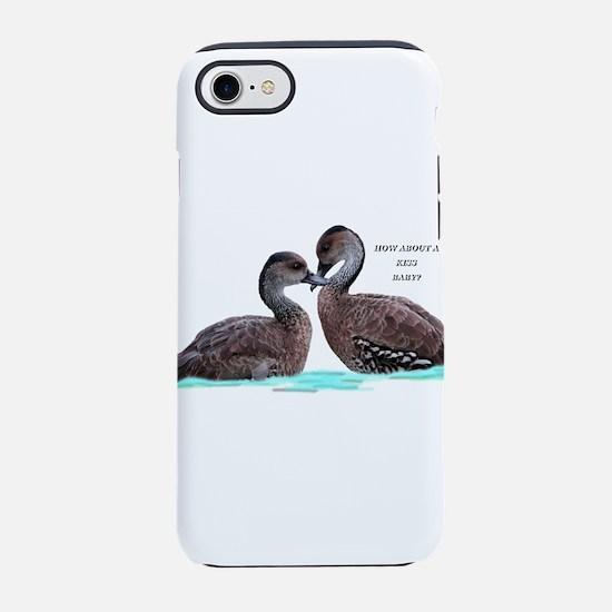 Ducks in Love iPhone 7 Tough Case