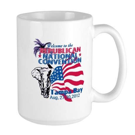 Republican Conventio Large Mug