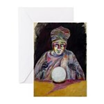 The Fortune Teller Greeting Cards (Pk of 10)