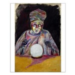 The Fortune Teller Small Poster