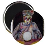 "The Fortune Teller 2.25"" Magnet (10 pack)"