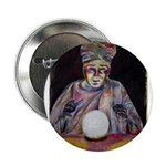 "The Fortune Teller 2.25"" Button (10 pack)"