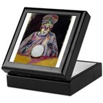 The Fortune Teller Keepsake Box