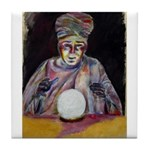 The Fortune Teller Tile Coaster