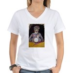 The Fortune Teller Women's V-Neck T-Shirt