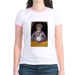 The Fortune Teller Jr. Ringer T-Shirt