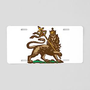 H.I.M. 3 Aluminum License Plate