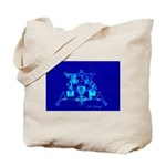 Eagle Apollo Lunar Module Tote Bag