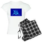 Eagle Apollo Lunar Module Women's Light Pajamas