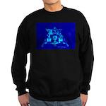 Eagle Apollo Lunar Module Sweatshirt (dark)