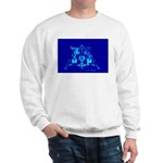 Eagle Apollo Lunar Module Sweatshirt