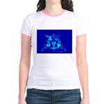 Eagle Apollo Lunar Module Jr. Ringer T-Shirt