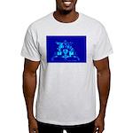 Eagle Apollo Lunar Module Light T-Shirt