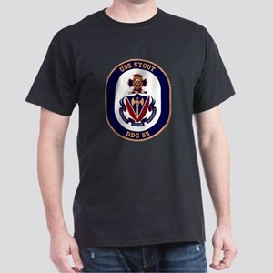 USS Stout DDG 55 Dark T-Shirt