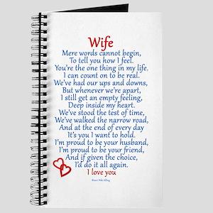 Wife Love Journal