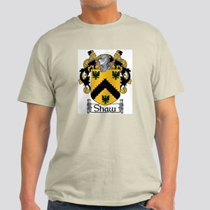 Shaw Coat of Arms Light T-Shirt