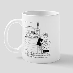 Dashboard Dump Mug