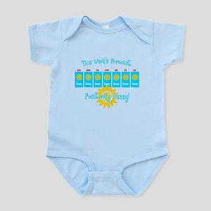 Positively Sunny! Infant Bodysuit