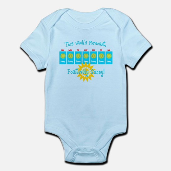 Positively Sunny! Infant Bodysuit