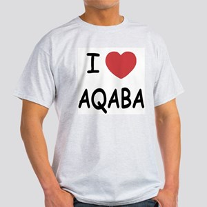 I heart aqaba Light T-Shirt
