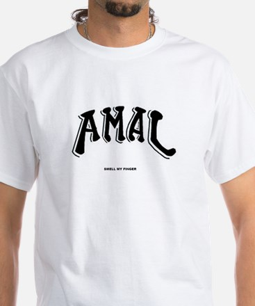 Amal black T-Shirt