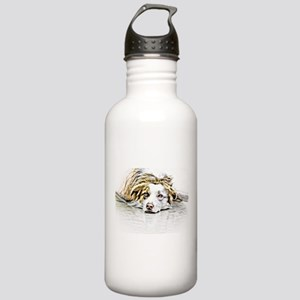 AUSTRALIAN SHEPHERD - DOG Stainless Water Bottle 1