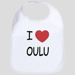I heart oulu Bib