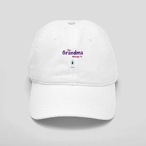 This Grandma Belongs 1 One Cap