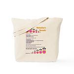 Babushka's Borscht Recipe Tote Bag